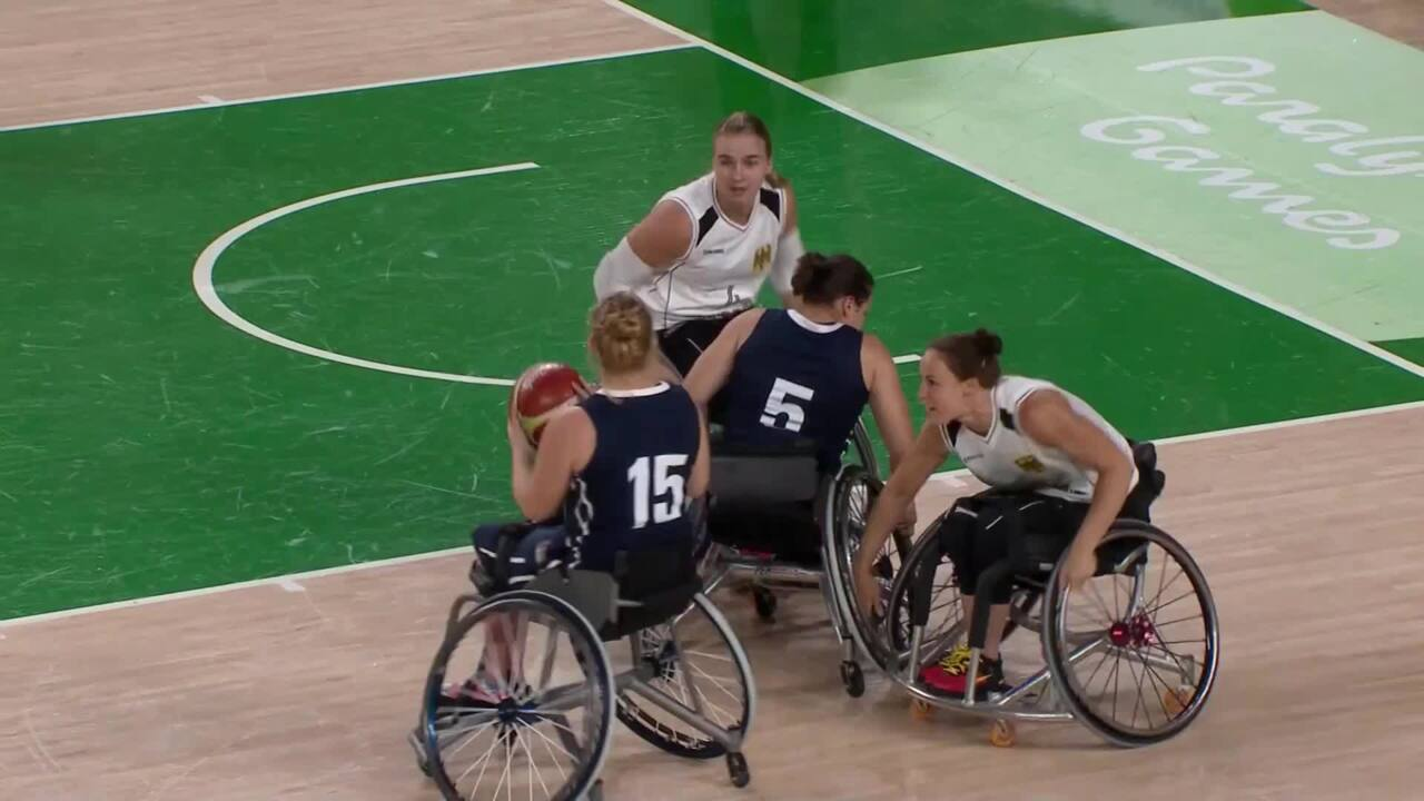 U.S. Women's Wheelchair Basketball Prepped And Ready For Parapan American Games Lima 2019