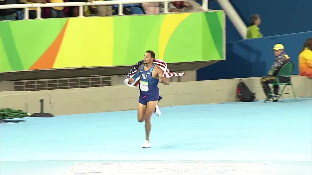 Roderick Townsend-Roberts | Men's High Jump T45/46/47 GOLD | 2016 Paralympic Games
