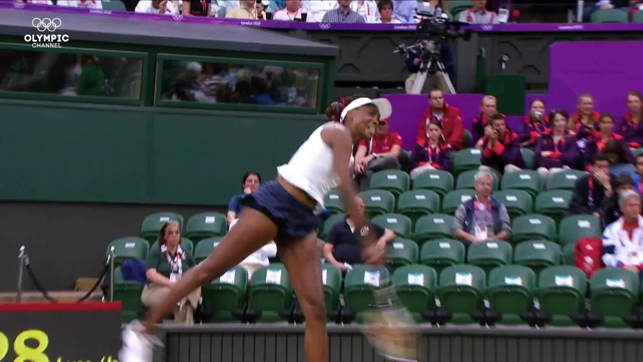 Olympic Channel: On The Record: Williams Sisters Are The Near Perfect Pair