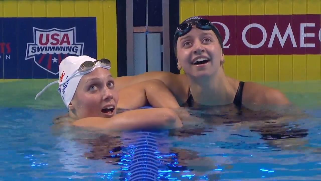 Alex Walsh Women's 200M IM | Swimming U.S. Olympic Team Trials 2021