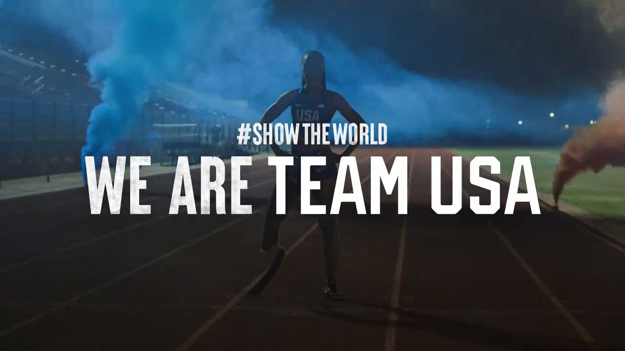 Show The World | Tokyo Paralympics