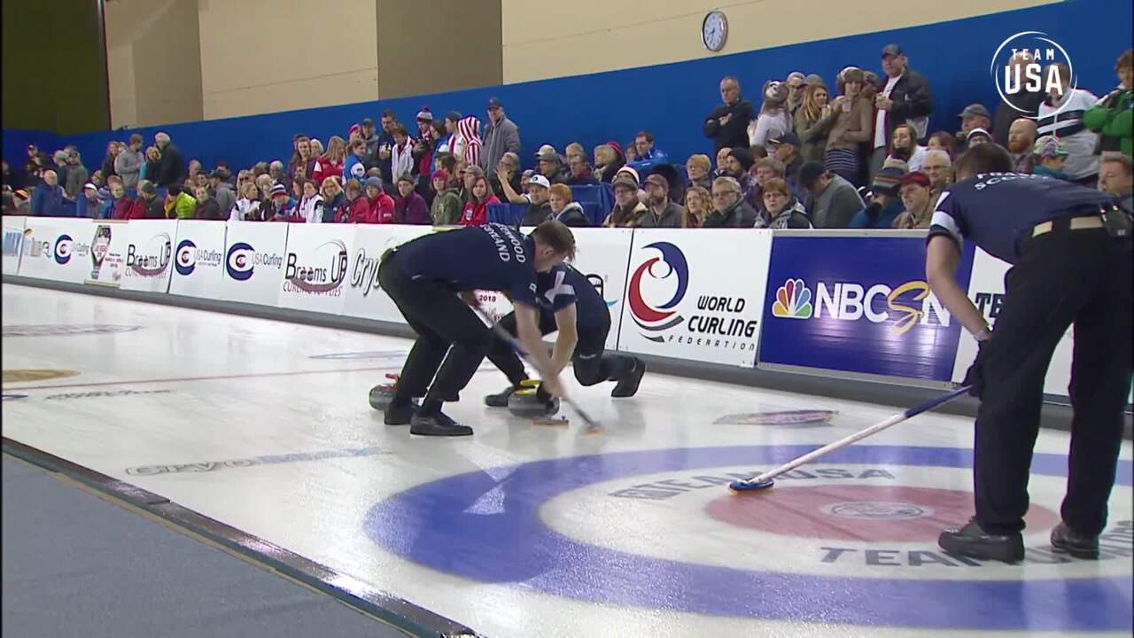 Tune In March 17 For Curling Night In America