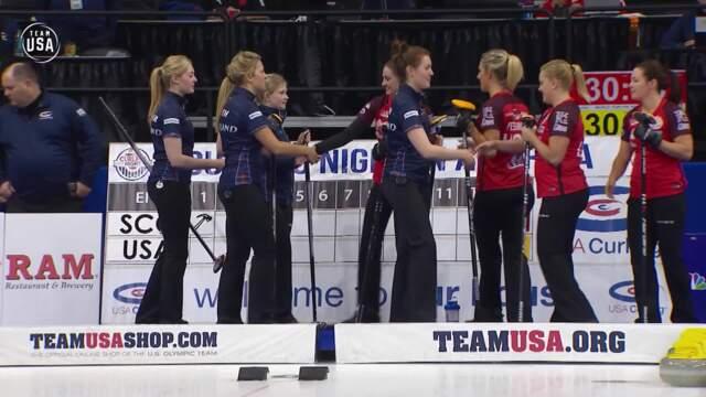Curling Night in America | U.S. vs. Scotland Women Highlights - Episode 2
