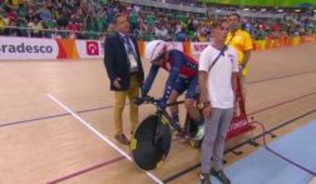 Jeffrey Scott Martin | Men's C4 4000m Individual Pursuit Final | Track Cycling | Paralympic Games 20