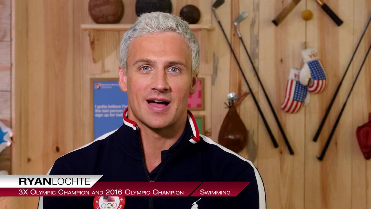 "Ryan Lochte: ""We Came Together As A Team, And We Did It"""