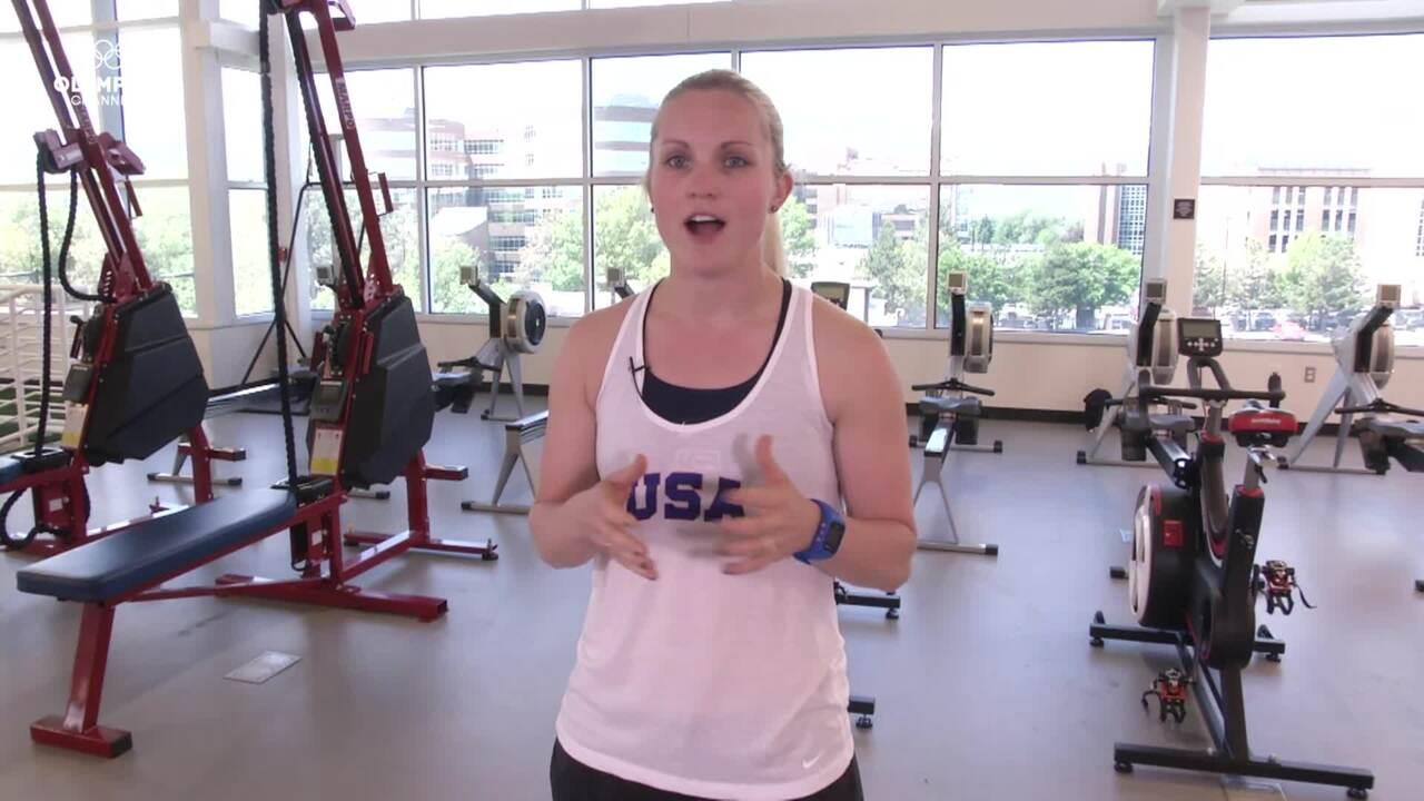 Olympic Channel: Olympians' Tips - Jocelyne Lamoureux-Davidson