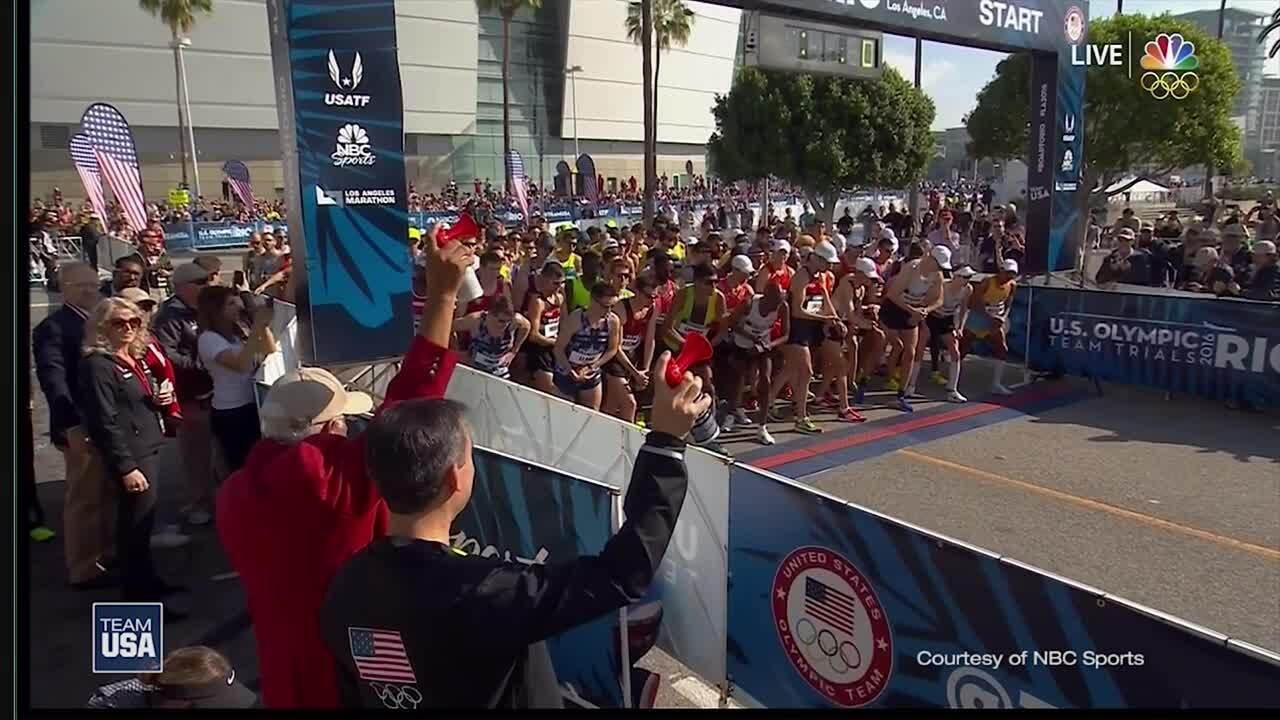 Rupp, Keflezighi, And Ward Qualify For Rio