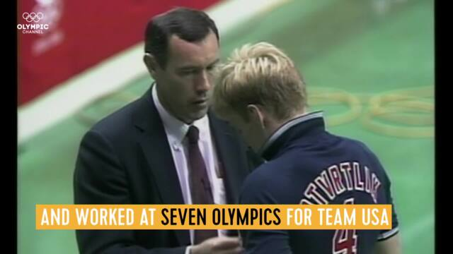 Olympic Channel: U.S. Volleyball Coach Marv Dunphy Retires
