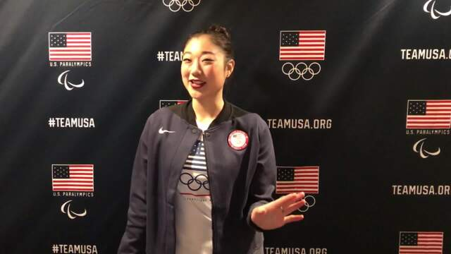 Team USA is Excited for the 2018 Olympic Winter Games!