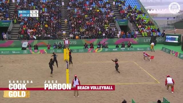 Pardon/Cook Take Home The Gold Medal | Pan American Games Lima 2019