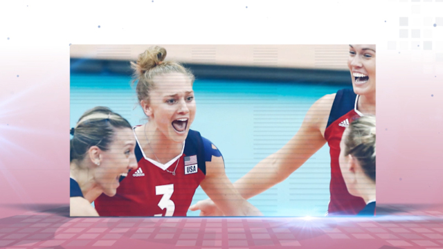 Carli Lloyd | 2017 USA Volleyball Female Indoor Player of the Year