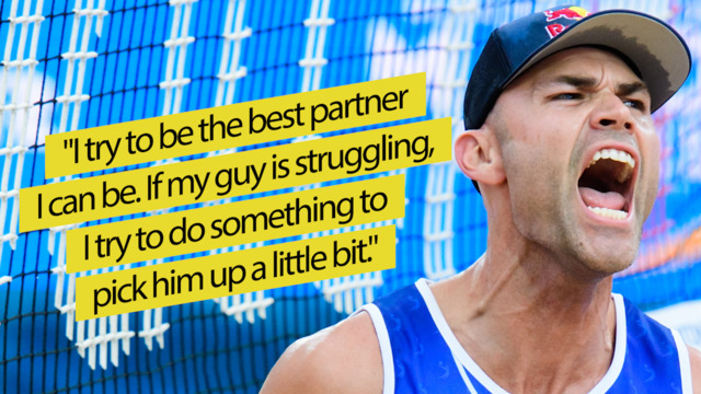 """Trying to Get Better"" with Phil Dalhausser 