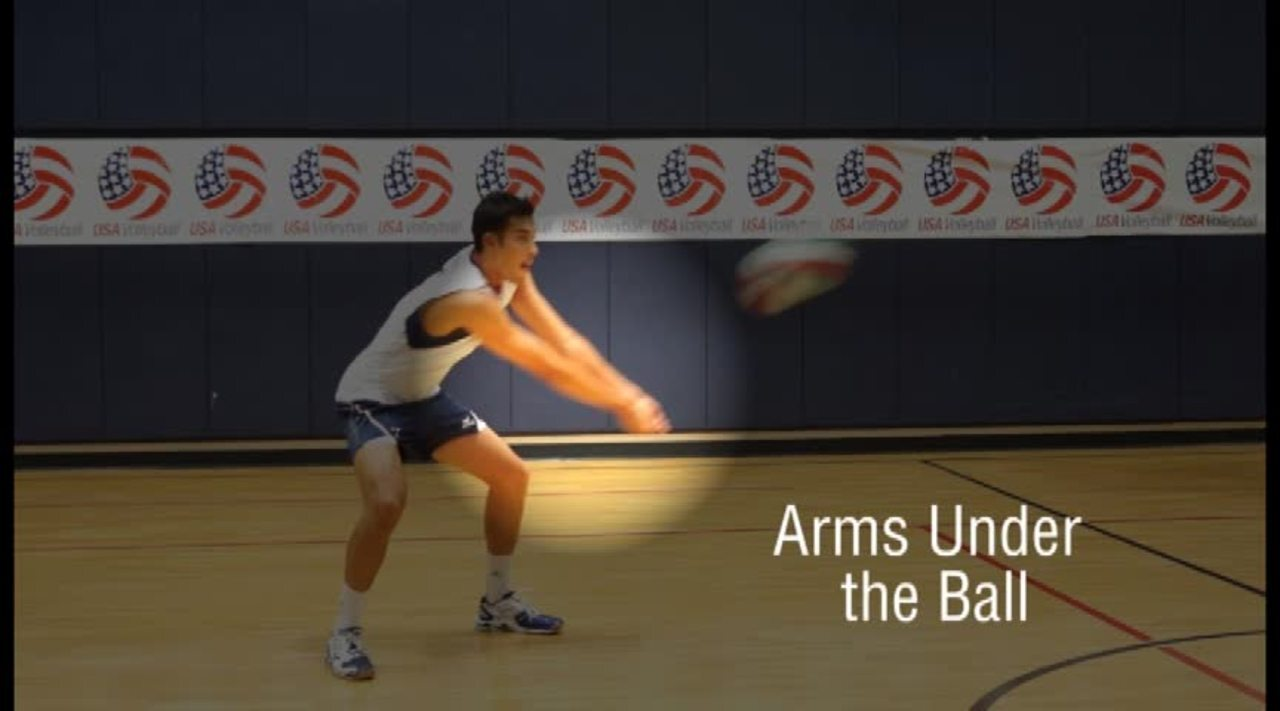 USAV Skill Video Digging