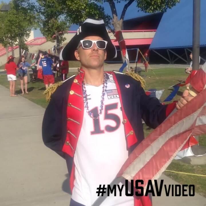 #myUSAVvideo Promo