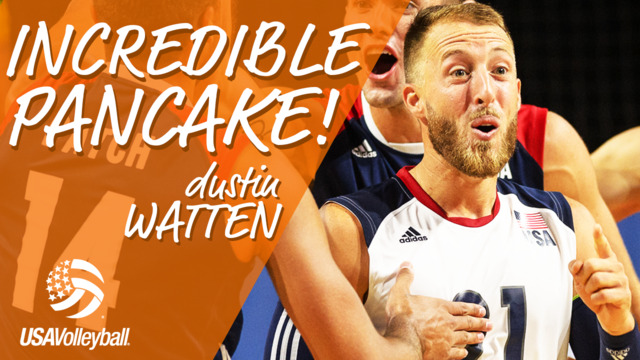 Incredible Pancake Save | Dustin Watten