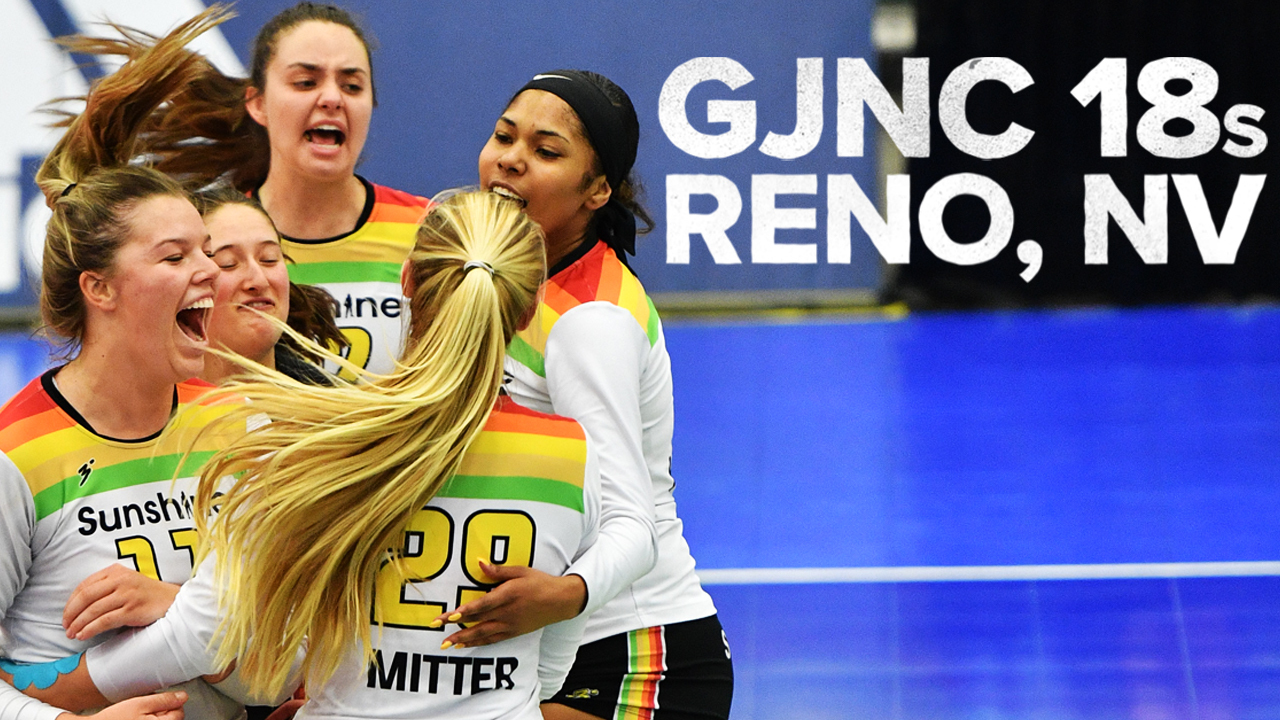 2020 GJNC 18s Coming to Reno!