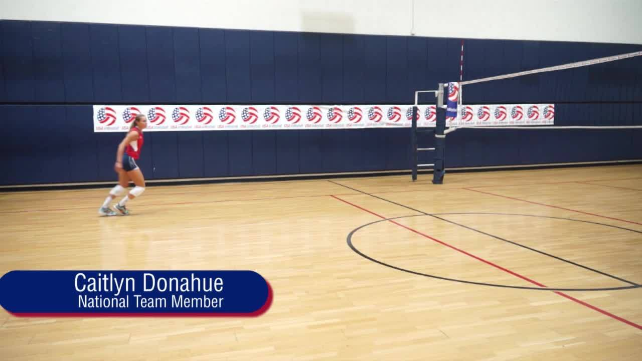 USAV Skill Video Hitting