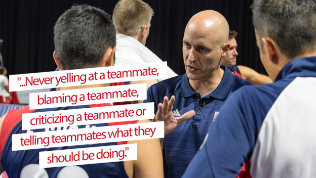 Improving Team Chemistry | USA Volleyball
