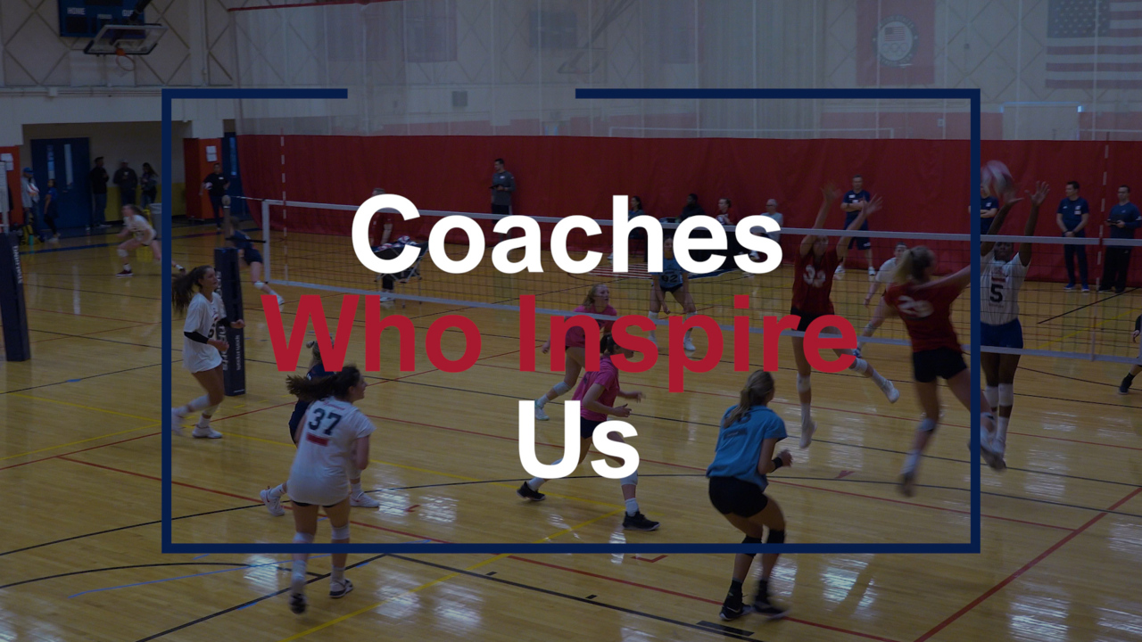 Coaches Who Inspire Us