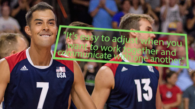 Adapting to a New Team - Part 1 | USA Volleyball