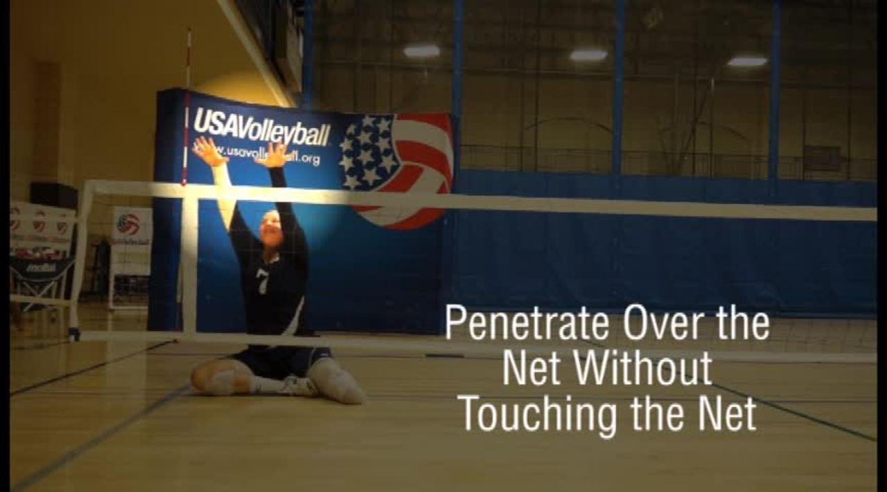 USAV Para Skill Video Blocking