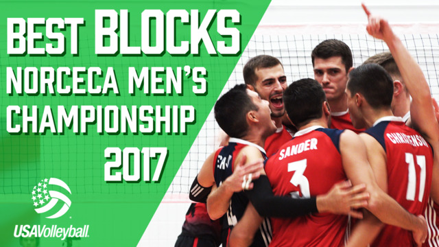 Best Blocks | NORCECA Men's Championship 2017