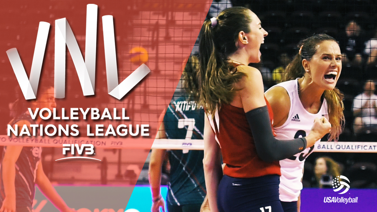 2020 Women's VNL Coming to Wichita | USA Volleyball