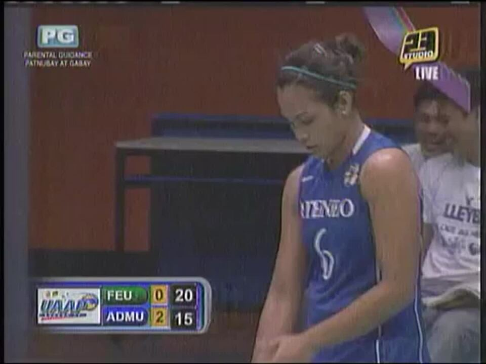 Denden Lazaro's Great Save and Priceless Reaction!