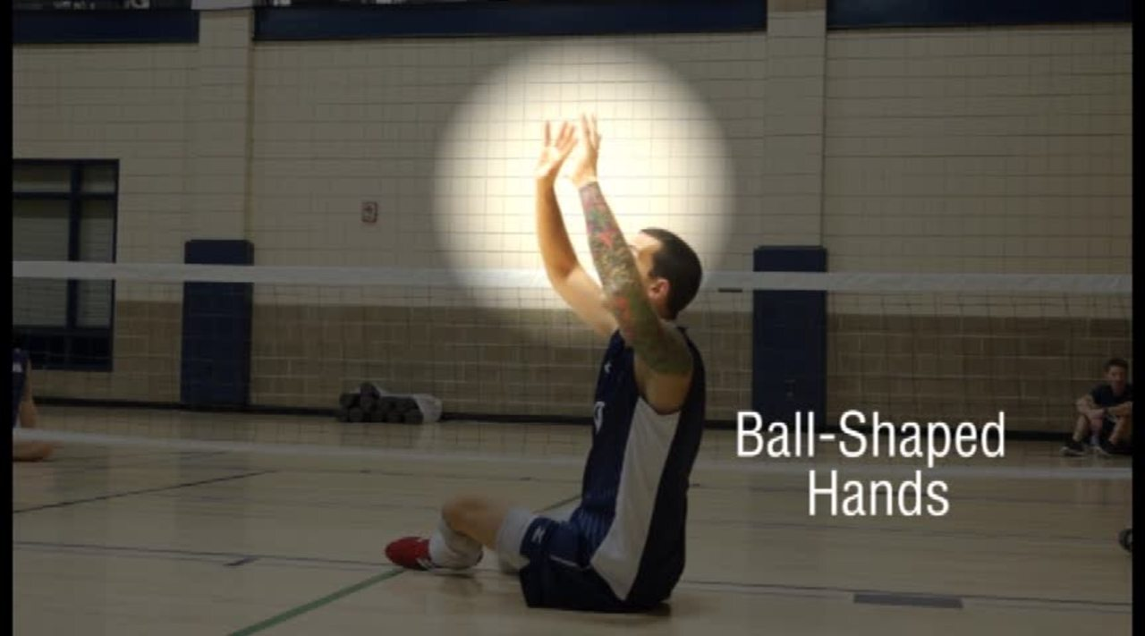 USAV Para Skill Video Setting