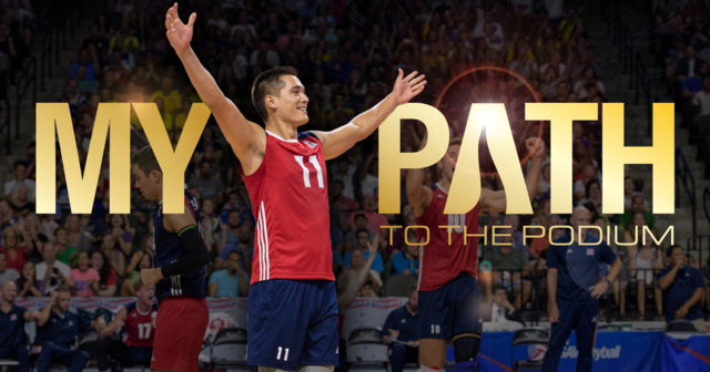 Micah Christenson | My Path to the Podium