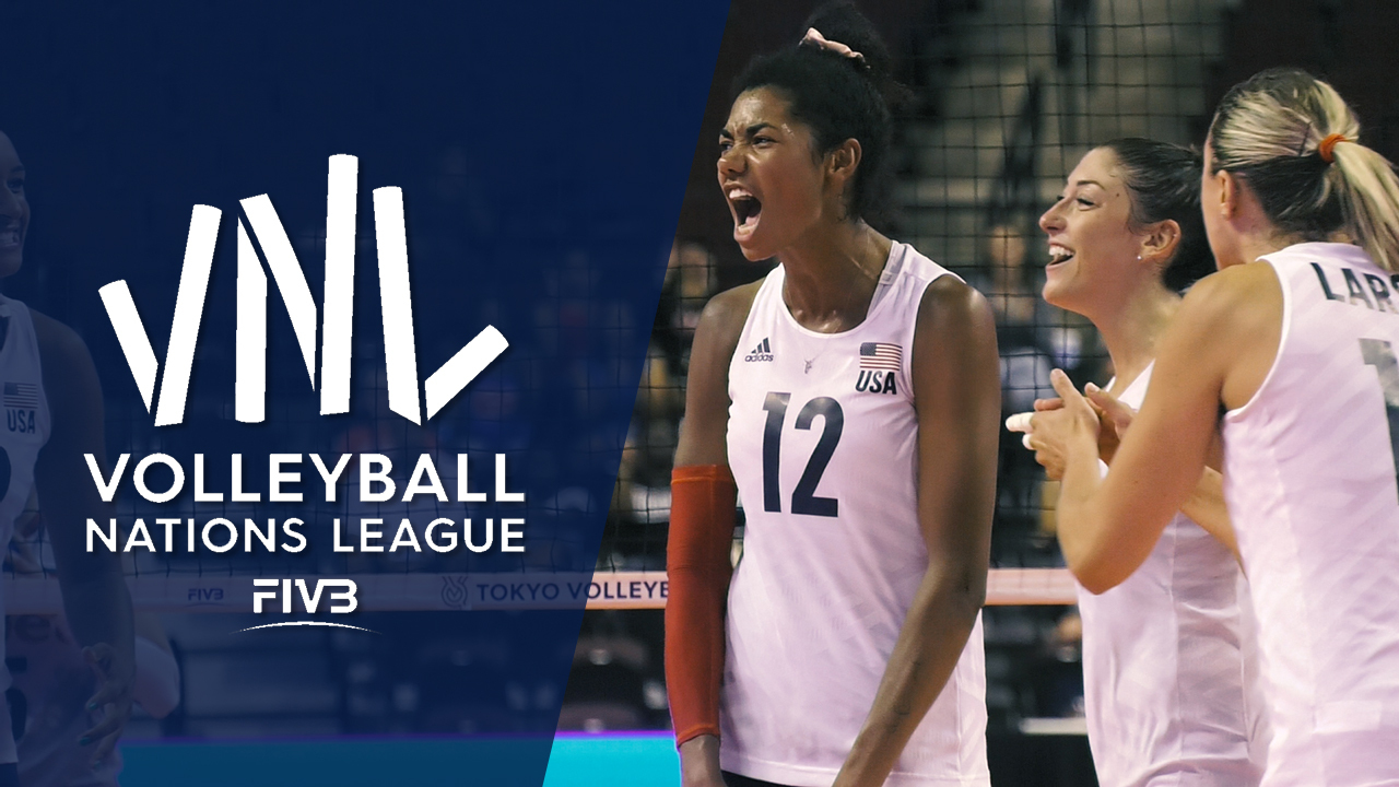 2021 Women's VNL Coming to Wichita | USA Volleyball