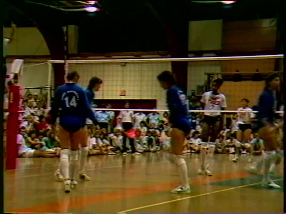 Junior volleyball players who became Olympians | USAV SportKit