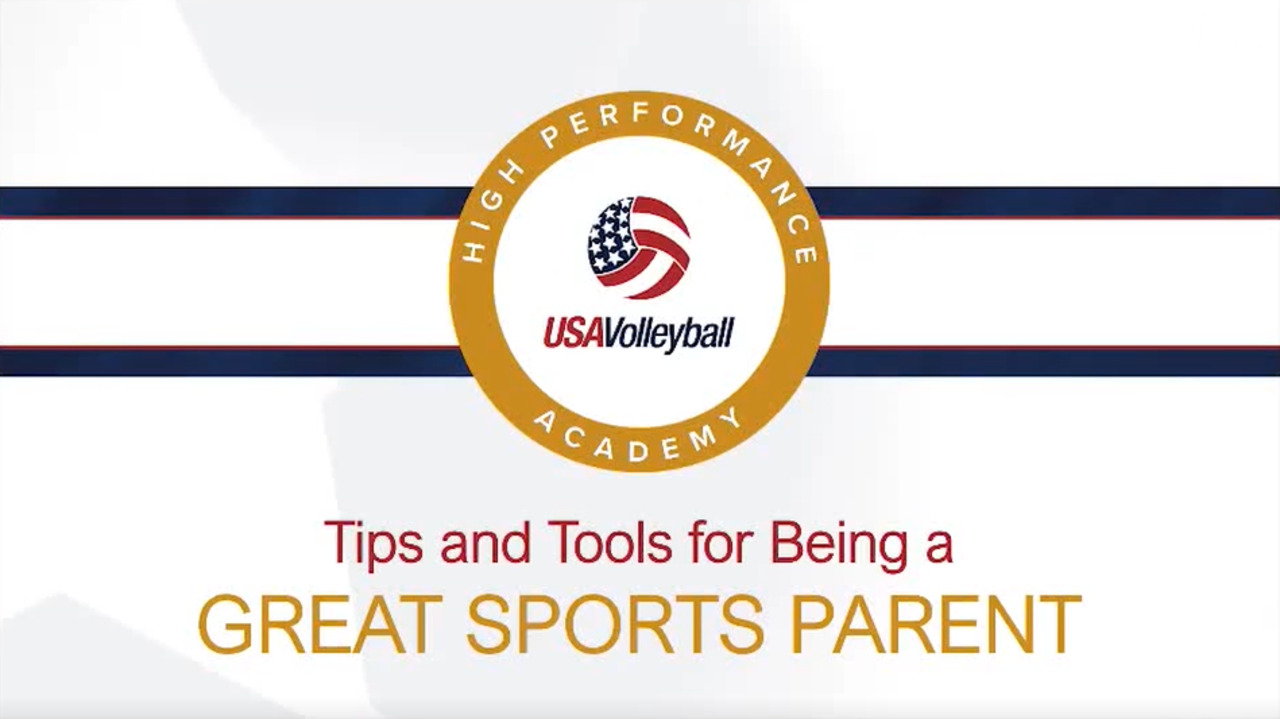 HP Academy | Tips and Tools on How to be a Great Sport Parent