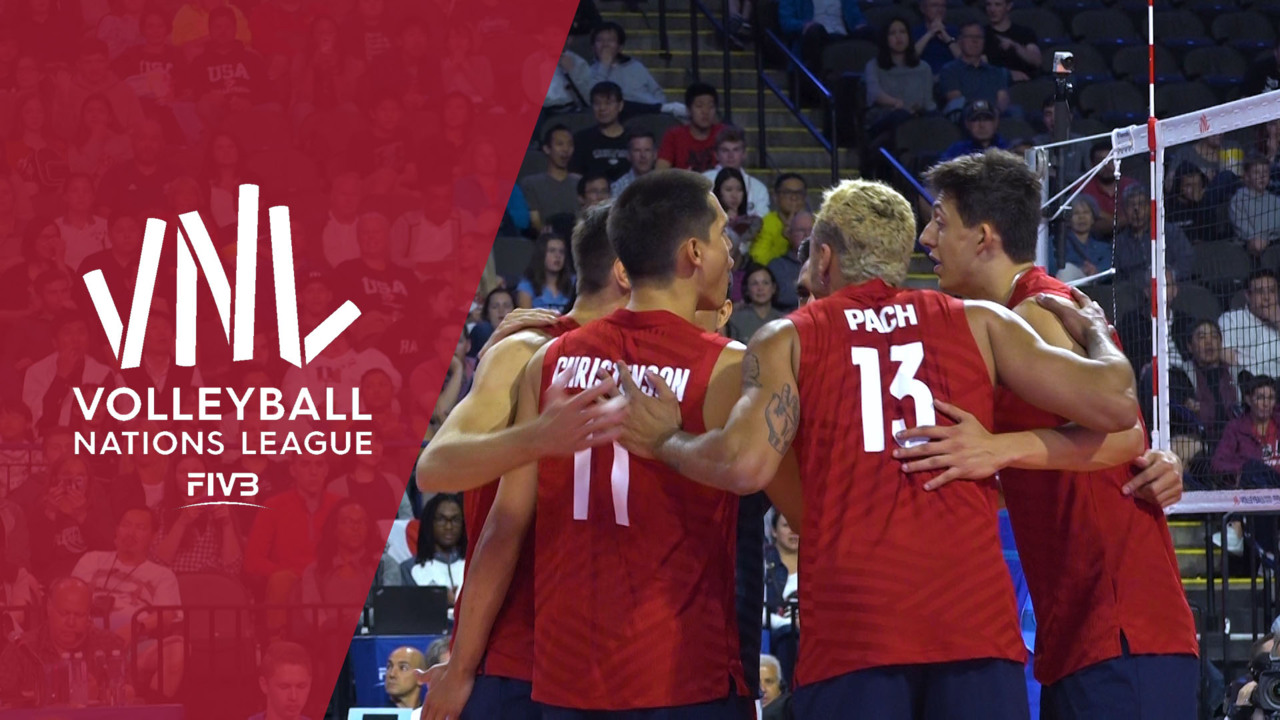 2021 Men's VNL Coming to Evansville | USA Volleyball