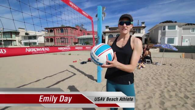 USAV Beach Tip Video - High Line Shot