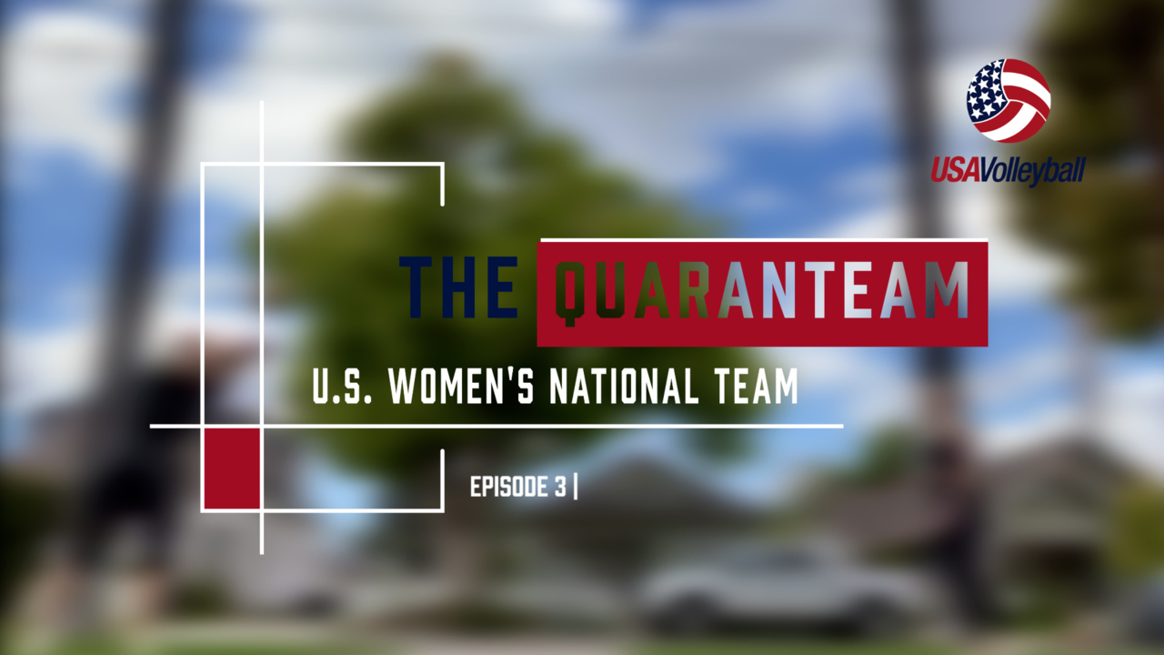 The Quaranteam | Episode 3 | Describe Your Transition Back to the USA From Your Overseas Pro League
