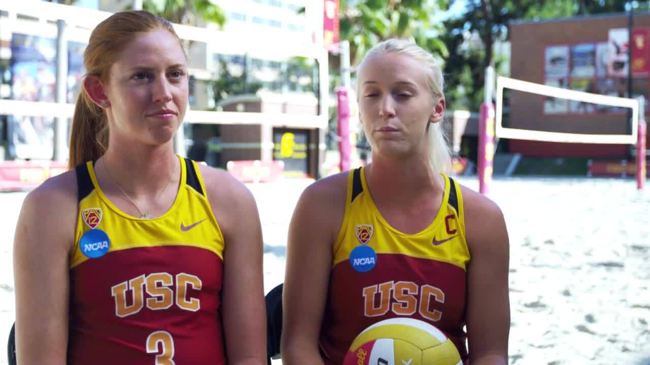Beach Volleyball's Southern California Roots | Team USA Hometown Stories
