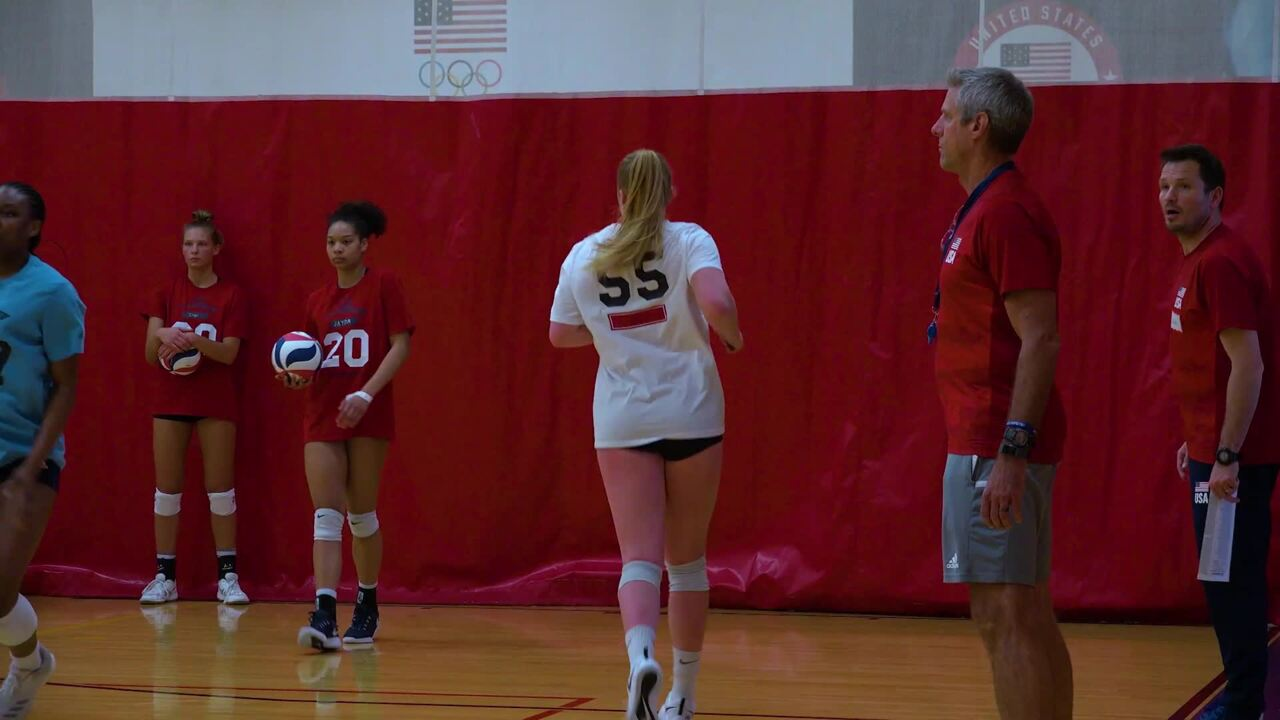 Karch Kiraly | U.S. Women's National Team Tryout