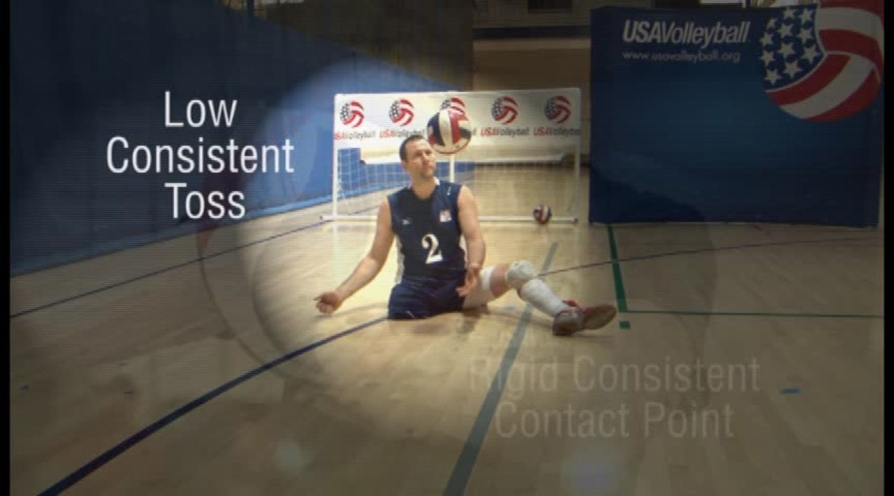 USAV Para Skill Video Serve Torque