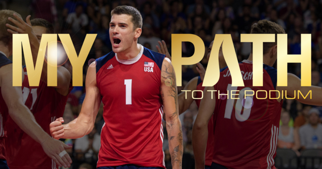 Matt Anderson | My Path to the Podium