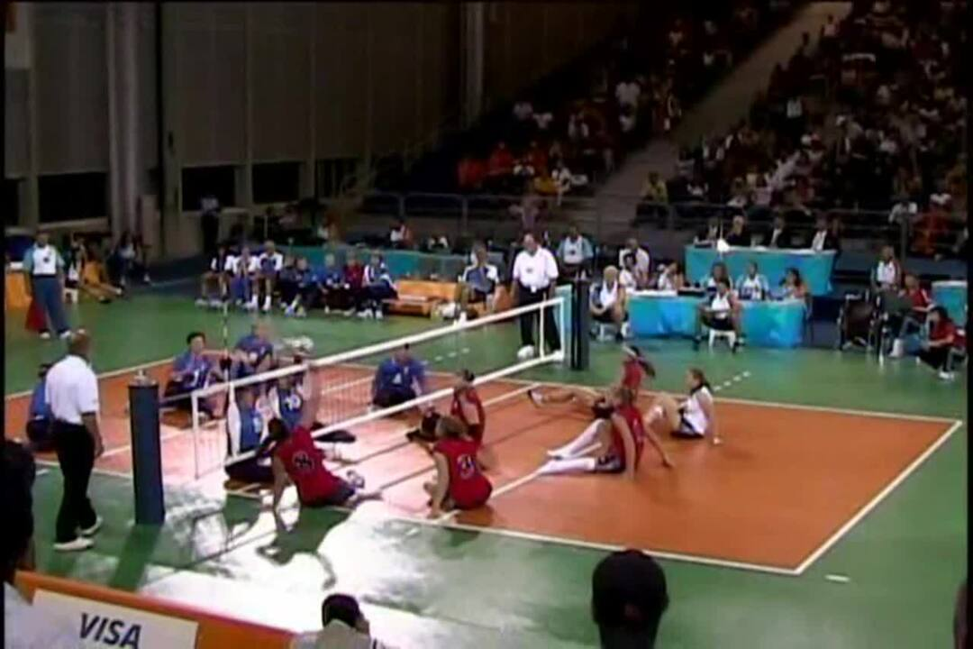 USA Women's Bronze Medal Paralympic Highlights