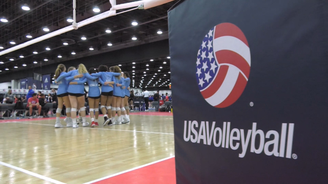 Welcome to USA Volleyball