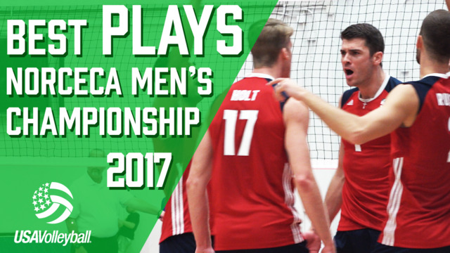 Best Plays | NORCECA Men's Championship 2017