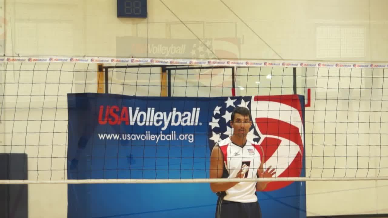 USAV Skill Video Blocking