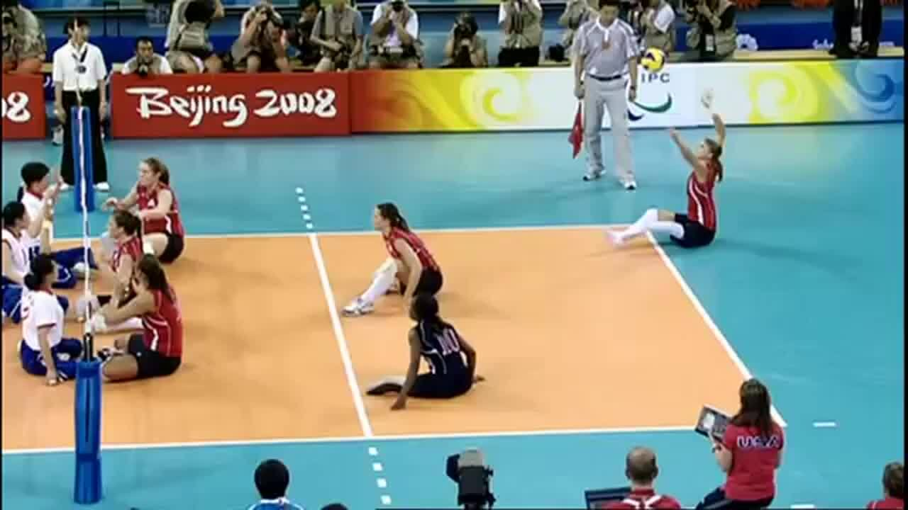 Sitting Volleyball from A-Z