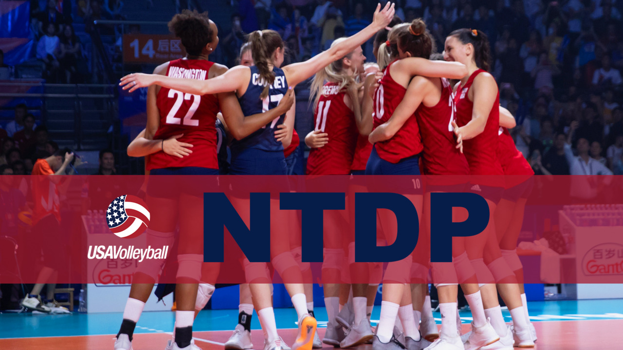 National Team Development Program | USA Volleyball