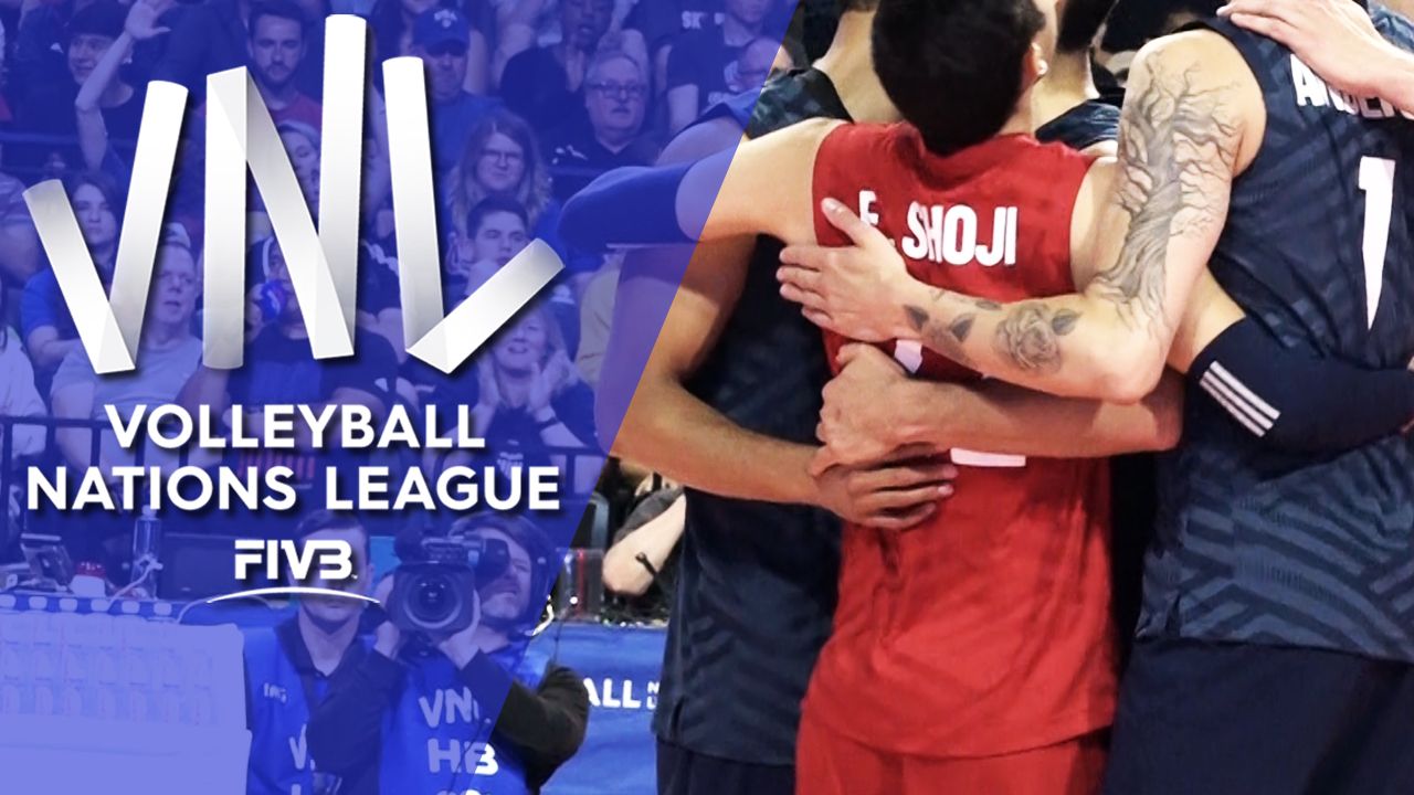 2020 Men's VNL Coming to Pittsburgh | USA Volleyball