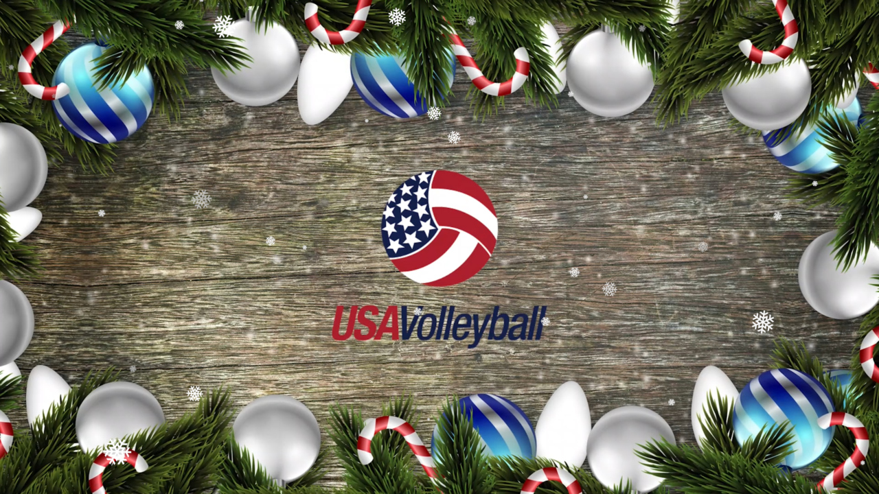 Season's Greetings From Our Family to Yours | USA Volleyball