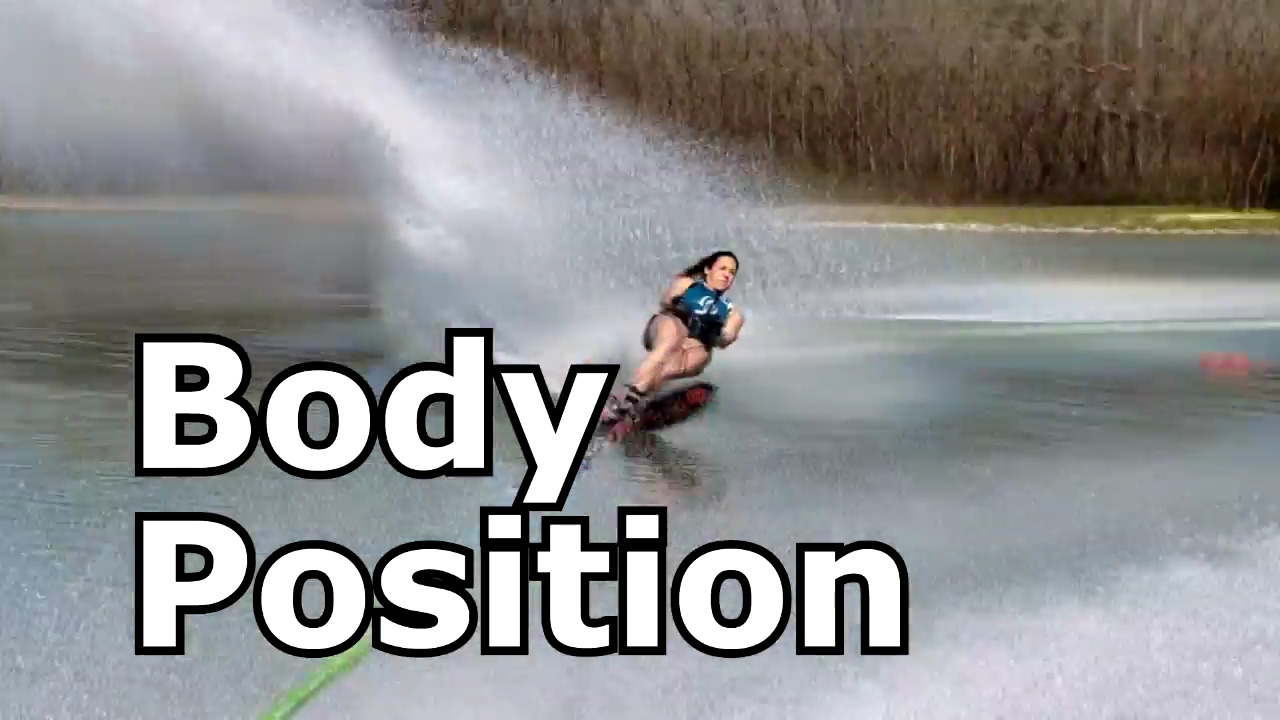 Slalom Body Position Instructional-With World Champion Regina Jaquess