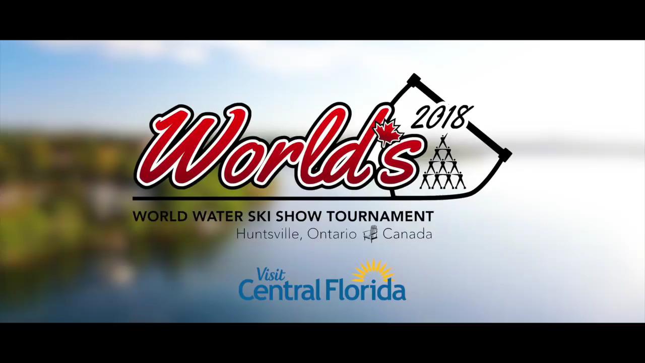2018 World Show Ski Championships Highlights
